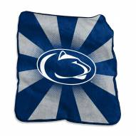 Penn State Nittany Lions Raschel Throw Blanket