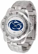 Penn State Nittany Lions Sport Steel Men's Watch