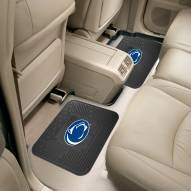 Penn State Nittany Lions Vinyl 2-Piece Rear Floor Mats