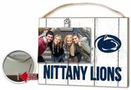 Penn State Nittany Lions Weathered Logo Photo Frame