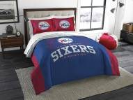 Philadelphia 76ers Reverse Slam Full/Queen Comforter Set