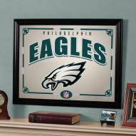 "Philadelphia Eagles 23"" x 18"" Mirror"