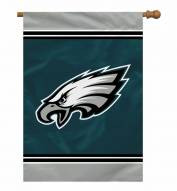 "Philadelphia Eagles 28"" x 40"" Banner"