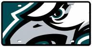 Philadelphia Eagles Acrylic Mega License Plate