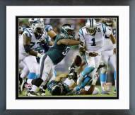 Philadelphia Eagles Brandon Graham 2014 Action Framed Photo