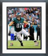Philadelphia Eagles Brent Celek 2014 Action Framed Photo