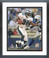 Philadelphia Eagles Brian Mitchell Action Framed Photo