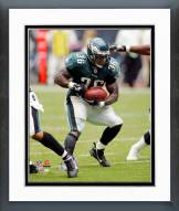Philadelphia Eagles Brian Westbrook 2006 Action Framed Photo