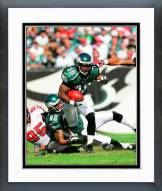 Philadelphia Eagles Brian Westbrook 2008 Action Framed Photo