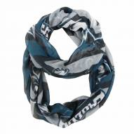 Philadelphia Eagles Chevron Sheer Infinity Scarf