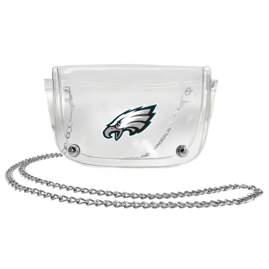 Philadelphia Eagles Clear Waistpack