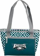 Philadelphia Eagles Double Diamond Cooler Tote