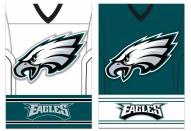 Philadelphia Eagles Double Sided Jersey Flag