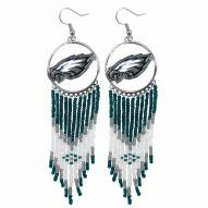 Philadelphia Eagles Dreamcatcher Earrings