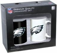 Philadelphia Eagles Home & Away Coffee Mug