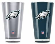 Philadelphia Eagles Home & Away Tumbler Set
