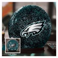 Philadelphia Eagles Indoor LED Glass Globe
