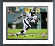 Philadelphia Eagles Jaiquawn Jarrett 2011 Action Framed Photo