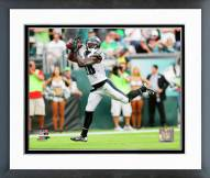 Philadelphia Eagles Jeremy Maclin 2014 Action Framed Photo