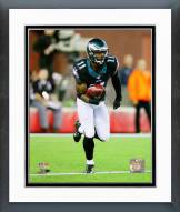 Philadelphia Eagles Josh Huff 2014 Action Framed Photo