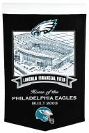 Philadelphia Eagles Lincoln Financial Field Stadium Banner