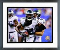 Philadelphia Eagles Malcolm Jenkins 2014 Action Framed Photo