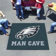 Philadelphia Eagles Man Cave Tailgate Mat