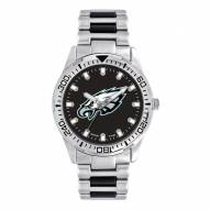 Philadelphia Eagles Men's Heavy Hitter Watch
