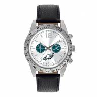 Philadelphia Eagles Men's Letterman Watch