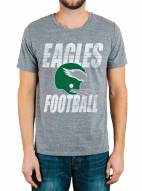 Philadelphia Eagles Men's Touchdown Tri-Blend Tee