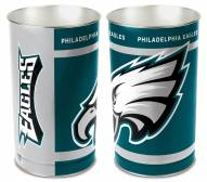 Philadelphia Eagles Metal Wastebasket