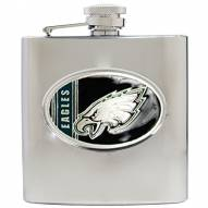 Philadelphia Eagles NFL 6 Oz. Stainless Steel Hip Flask