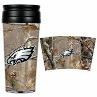 Philadelphia Eagles NFL RealTree Camo Coffee Mug Tumbler