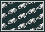Philadelphia Eagles NFL Repeat Area Rug