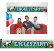 Philadelphia Eagles Party Banner