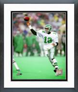 Philadelphia Eagles Randall Cunningham 1989 Action Framed Photo