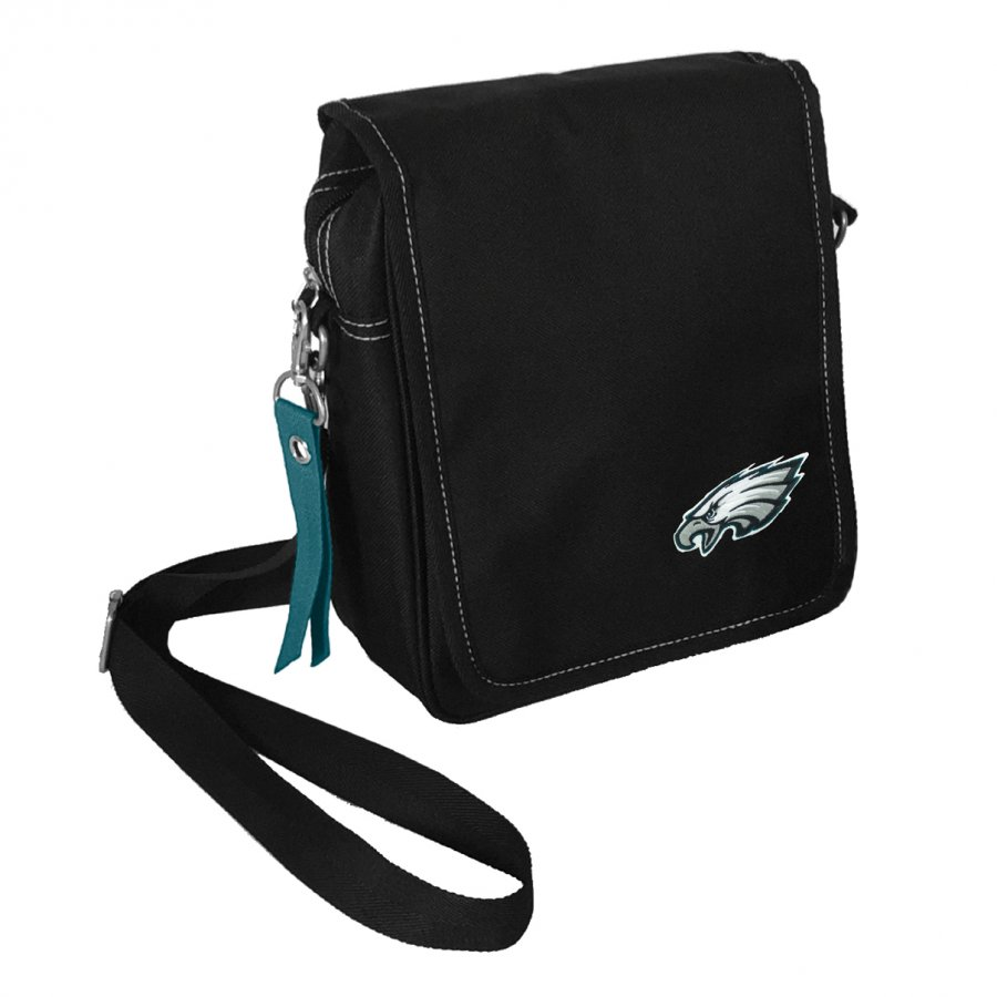 Philadelphia Eagles Ribbon Satchel