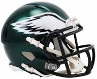 Philadelphia Eagles Riddell Speed Mini Replica Football Helmet