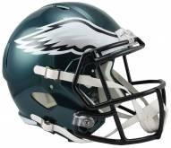 Philadelphia Eagles Riddell Speed Replica Football Helmet
