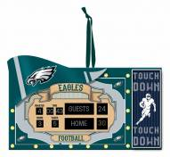 Philadelphia Eagles Scoreboard Tree Ornament