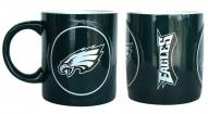 Philadelphia Eagles Sculpted Warm Up Coffee Mug