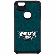Philadelphia Eagles Team Color Pebble Grain iPhone 6/6s Plus Case