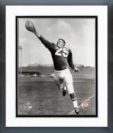 Philadelphia Eagles Tommy McDonald Posed Framed Photo