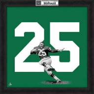 Philadelphia Eagles Tommy McDonald Uniframe Framed Jersey Photo