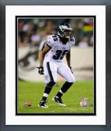 Philadelphia Eagles Trevard Lindley 2011 Action Framed Photo