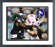 Philadelphia Eagles Vinny Curry 2014 Action Framed Photo