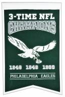Philadelphia Eagles Champs Banner