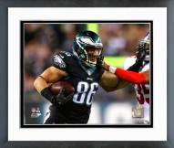 Philadelphia Eagles Zach Ertz 2014 Action Framed Photo