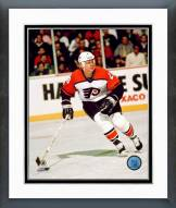 Philadelphia Flyers Brian Propp Action Framed Photo