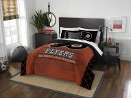 Philadelphia Flyers Draft Full/Queen Comforter Set